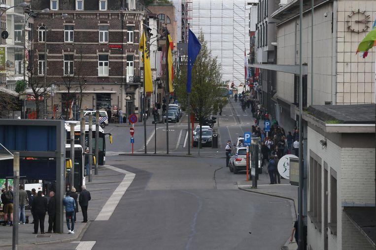 De stationsbuurt in Hasselt is er in één jaar veel veiliger op geworden.