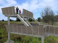 Bouw uitkijktoren De Groote Peel kan van start na crowdfunding