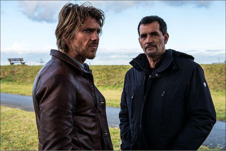 Werner De Smedt en Koen De Bouw spelen de hoofdrollen in de nieuwste film van regisseur Jan Verheyen, 'Het Tweede Gelaat'.