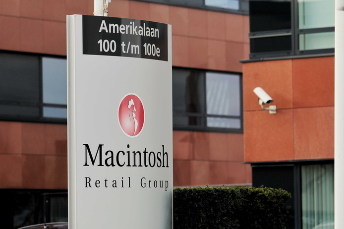 6ba65b8a720 Het doek is gevallen voor schoenenketens Macintosh | Economie | AD.nl