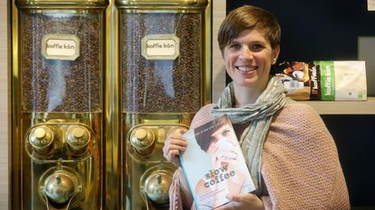Zaakvoerster koffiebranderij brengt boek uit