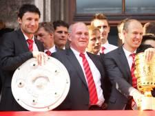 De Koning van Bayern stapt van zijn troon