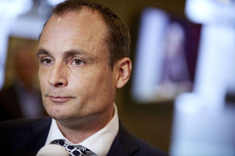 PvdA-Kamerlid Jan Vos. Beeld ANP