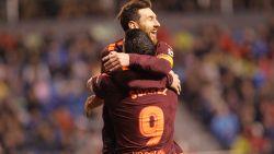 """""""Als Messi een offday heeft, dan is Barcelona maar een modale ploeg"""""""