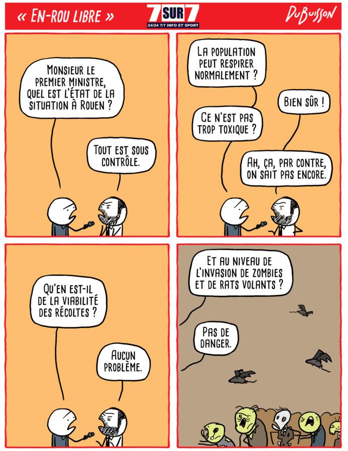 """""""En-Rou libre"""", 4 octobre 2019"""