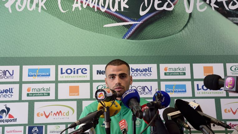 Oussama Tannane Beeld photo_news