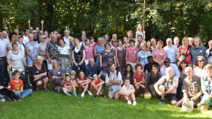 Vlaamse LETS'ers genieten van gezinsdag in stadspark