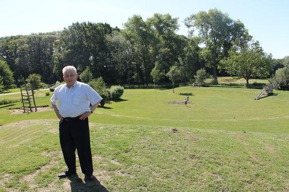 De warmste vakantieplek van Meulebeke is volgens stadsgids Bernard Claerhout recreatiedomein Ter Borcht.