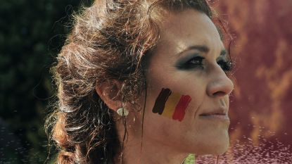 En nóg een WK-lied: Amaryllis Temmerman zingt 'Wereldkampioen'