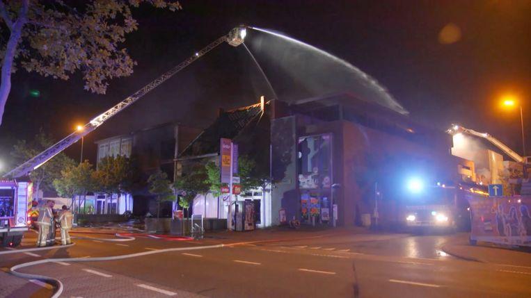 Bij de brand in Beringen kwamen twee brandweermannen om het leven.