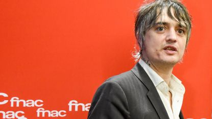 Zanger Pete Doherty opgepakt met cocaïne op zak