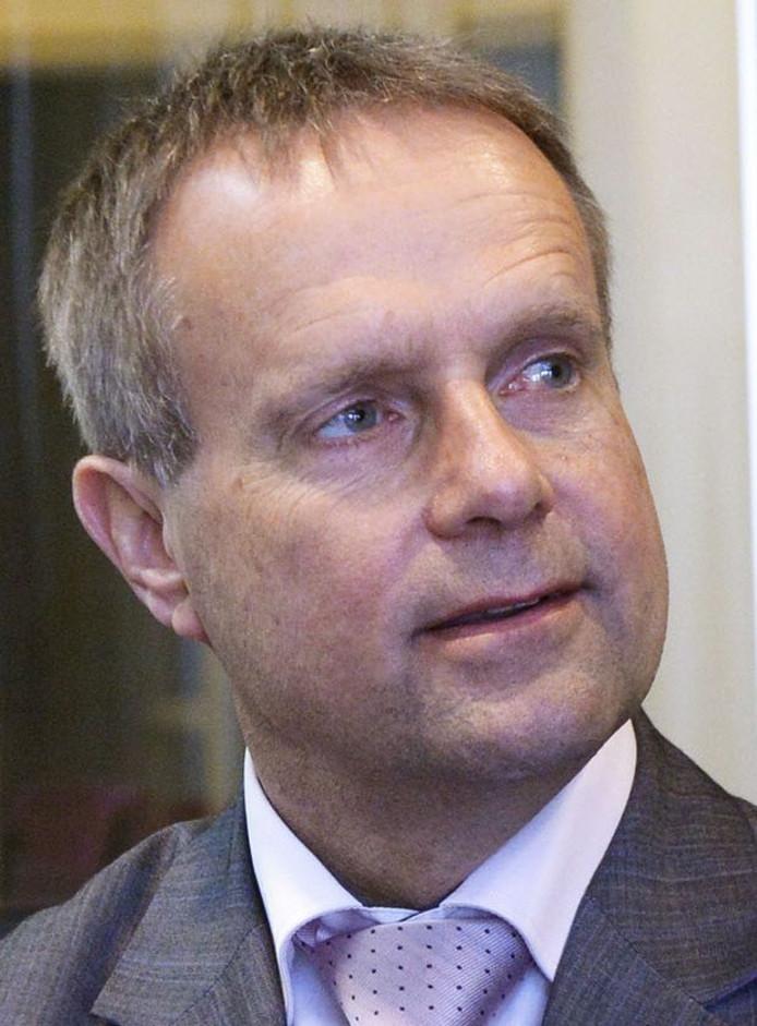 Interim wethouder Hans Driessen verlaat Sint Anthonis weer.