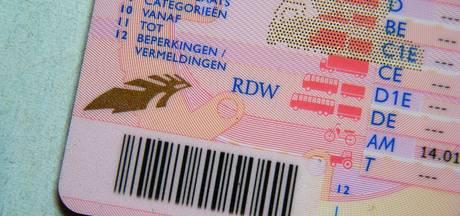 Hardrijders in Valkenswaard en Hedel moeten rijbewijs inleveren