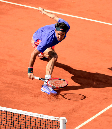 Federer laat Monte Carlo schieten