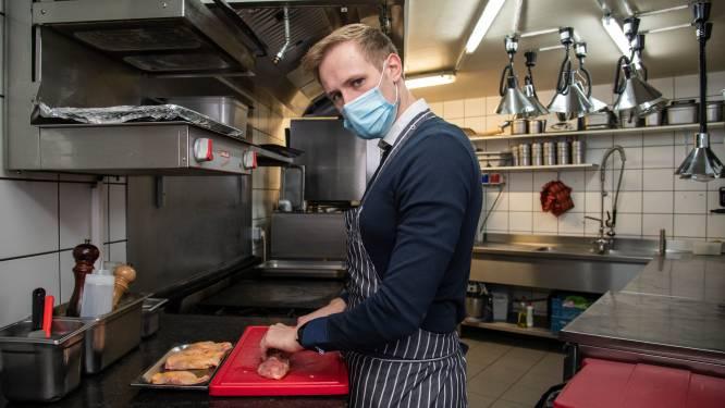 """Blunch-chef Wim maakt beste van nieuwe horecalockdown: """"Elke week nieuw take-awaymenu"""""""