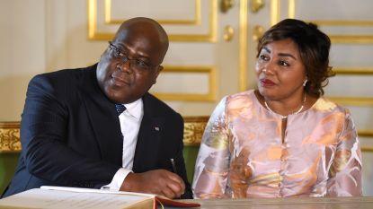 Congolese president Tshisekedi tekent samenwerkingsovereenkomst tijdens bezoek aan Antwerpse diamantsector