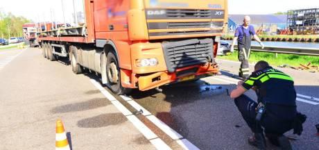 Man komt om bij ernstig ongeluk met Budelse vrachtwagen in Weert