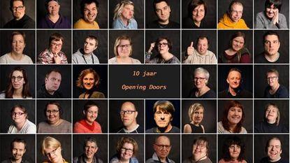 Fotografe maakt expo over acteurs met beperking