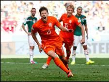 LIVE | Oranje - Mexico (2-1) opnieuw uitgezonden, mondkapjes in clubkleuren Düsseldorf