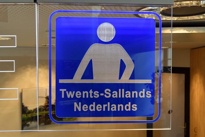 De gemeente Rijssen-Holten is tweetalig en spreekt Twents.