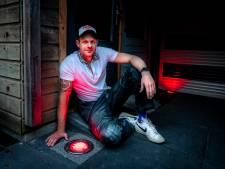 Zo kwamen de Rotterdamse brandgrenslampjes terecht: 'Heb nu een tafeltje dat licht geeft'