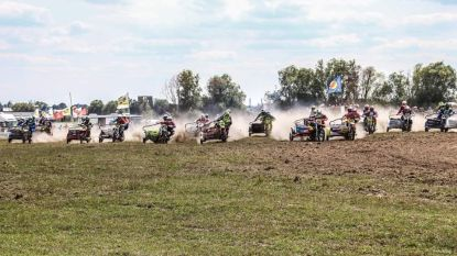 Wereldtop zijspannen op West-Vlaams kampioenschap motorcross