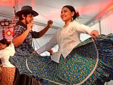 Paraguayaans élan op Reurlse Zommerdagen