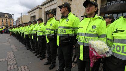 Nationaal Bevrijdingsleger ELN eist aanslag op tegen politie in Bogota