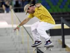 Vierde plaats bij EK skateboarden zorgt voor gemengde gevoelens bij Macaré