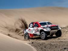 Ten Brinke negende in zevende Dakar-etappe
