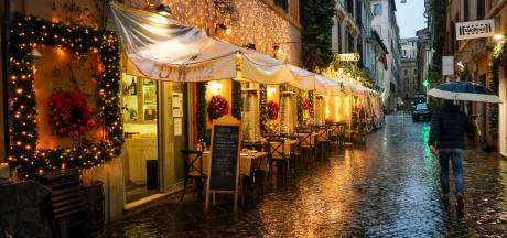 Les Italiens privés de déplacements pendant les vacances de fin d'année