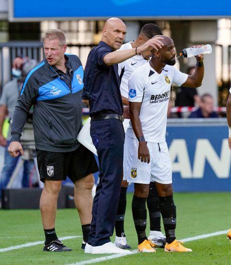 Corona bij Vitesse: Alleen bij grote uitbraak in spelersgroep komt Airborne-duel in gevaar
