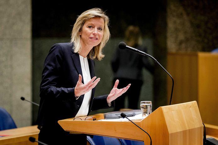 Minister Ollongren wil geen referendum over het referendum