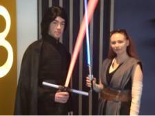 Om half zeven in de bios voor de nieuwe Star Wars: 'Het is het zeker waard'