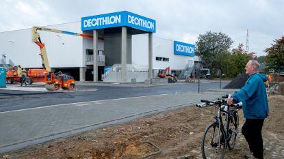 Decathlon opent vestiging in Pallieterstad