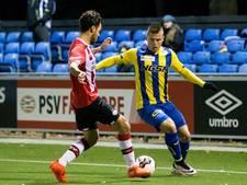 FC Oss kan weer naar boven kijken dankzij overwinning bij Jong PSV