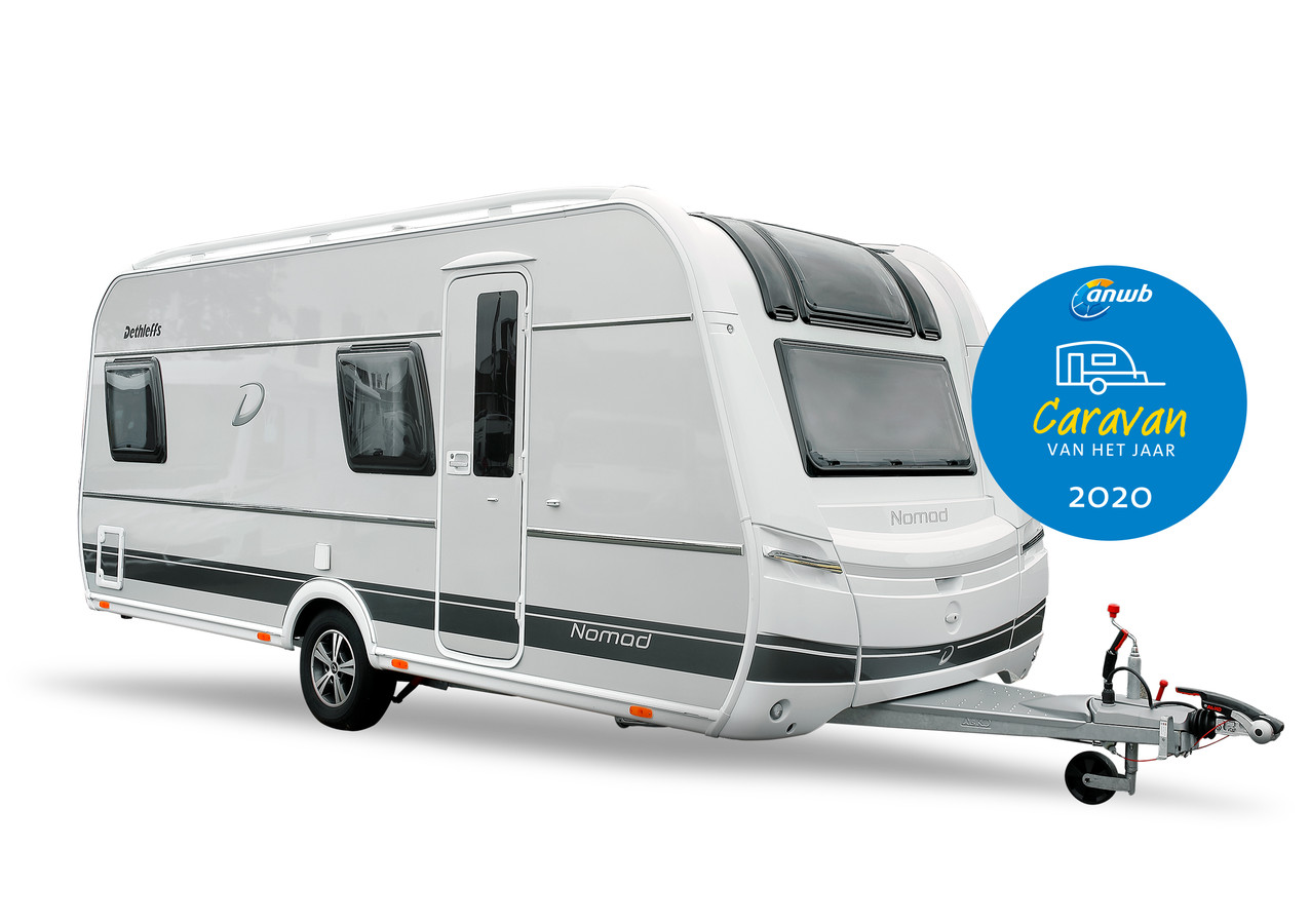 Dethleffs Nomad: Caravan van het Jaar
