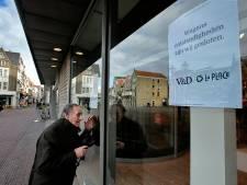 Warenhuis V&D blijft nog minimaal een maand dicht