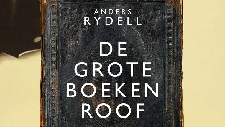 Cover van De grote boekenroof Beeld