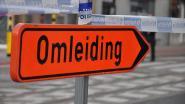 Urenlang hinder door defecte vrachtwagen in Bellegemstraat