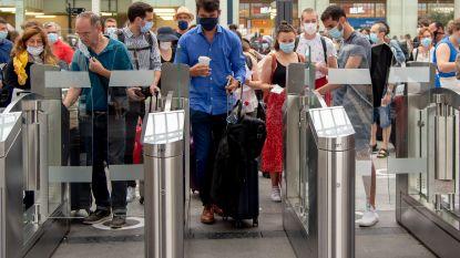 """LIVE. """"Frankrijk kan op elk moment controle over verspreiding coronavirus verliezen"""" - 61 mensen negeerden avondklok in regio Mechelen"""