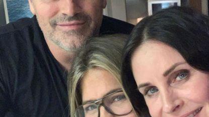 """'Friends'-reünie was volledig: """"Ook Lisa, Matthew en David waren erbij"""""""