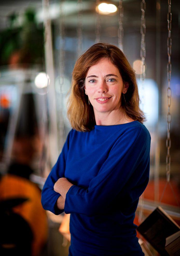 ABN-AMRO econoom en columniste Sandra Phlippen.