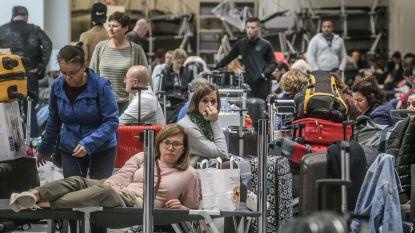 """Aviapartner stort Zaventem in chaos: """"1.400 euro om elke dag met 13 ton valiezen te sleuren"""""""