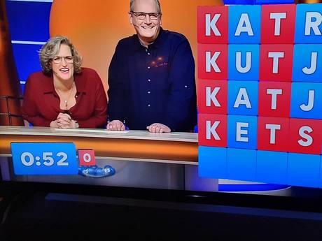 Rotterdamse Sandra gaat viral met haar optreden in Lingo: 'Kutjes!'