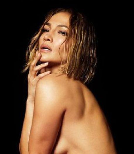 Jennifer Lopez totalement nue pour la sortie de son nouveau single