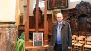 Dieven stelen oud schilderij uit kerk Zele, mogelijk van de hand van Michelangelo