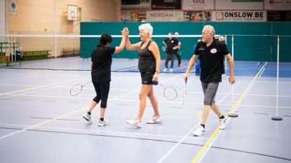 Recreatief Badmintontoernooi Pluimke Klop