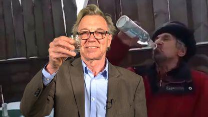 Jan Mulder toont je hoe je als een echte Rus wodka bestelt