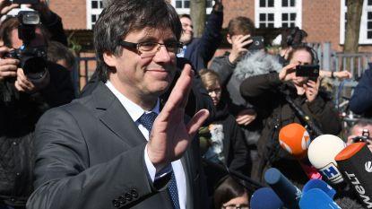 Carles Puigdemont vrijgelaten uit Duitse gevangenis